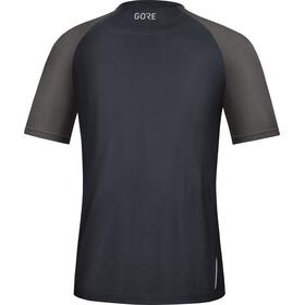 GORE WEAR Devotion Shirt Men, negro/gris